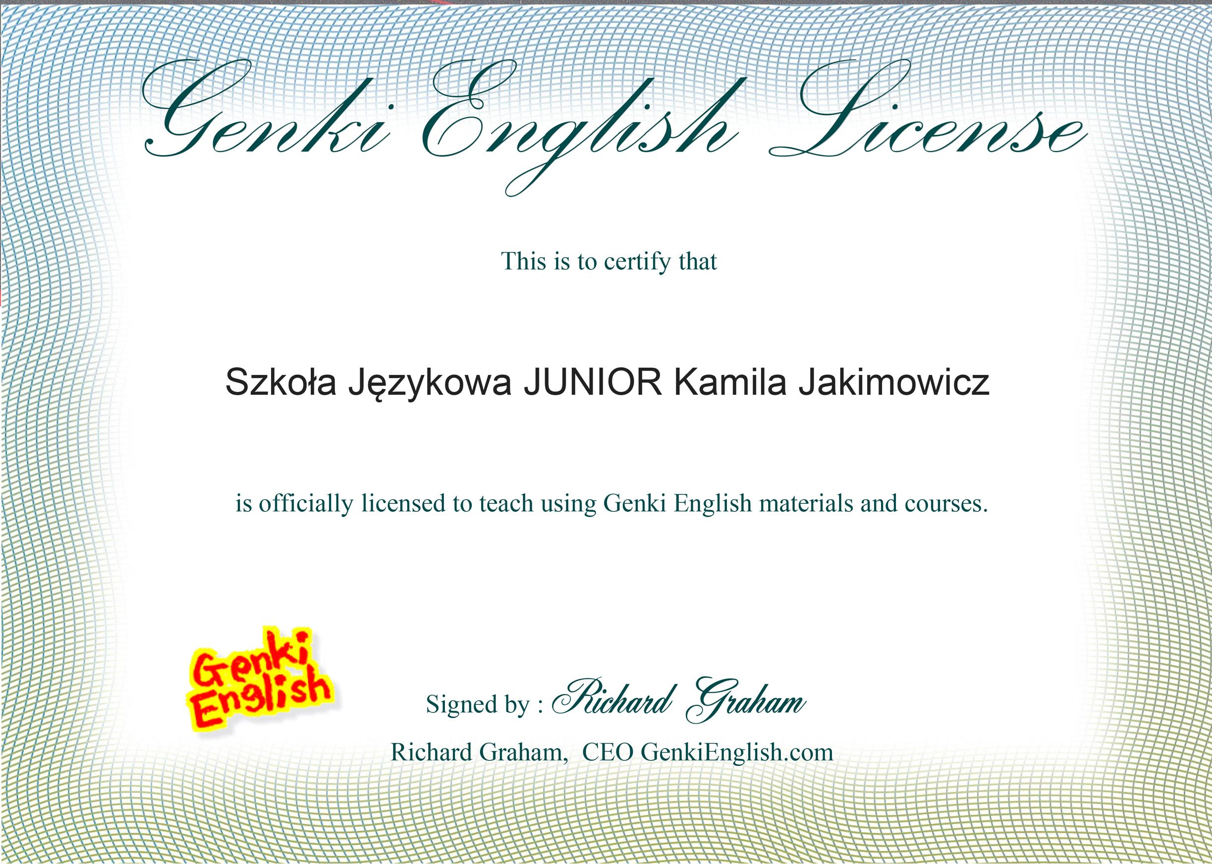 genki-english-licence-akademia-junior