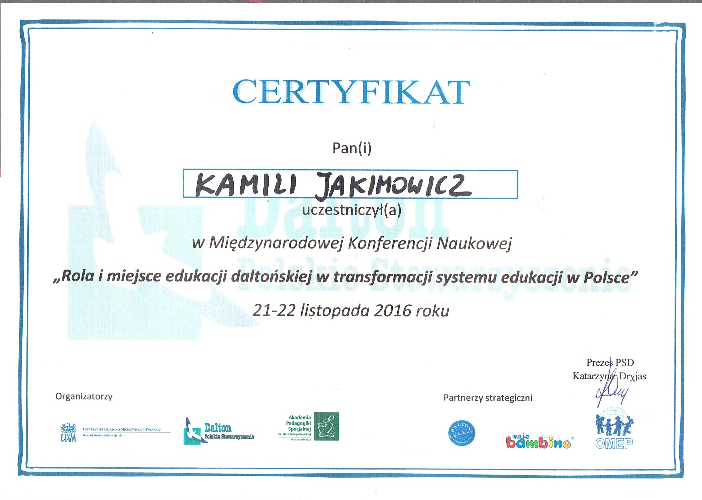 konferencja-rola-edukacji-daltonskiej-w transformacji-systemu-edukacji-w-polsce