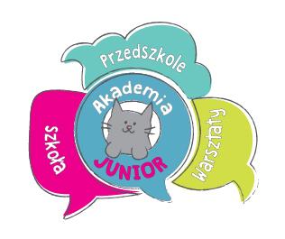 logo-akademia junior konin szkola przedszkole warsztaty